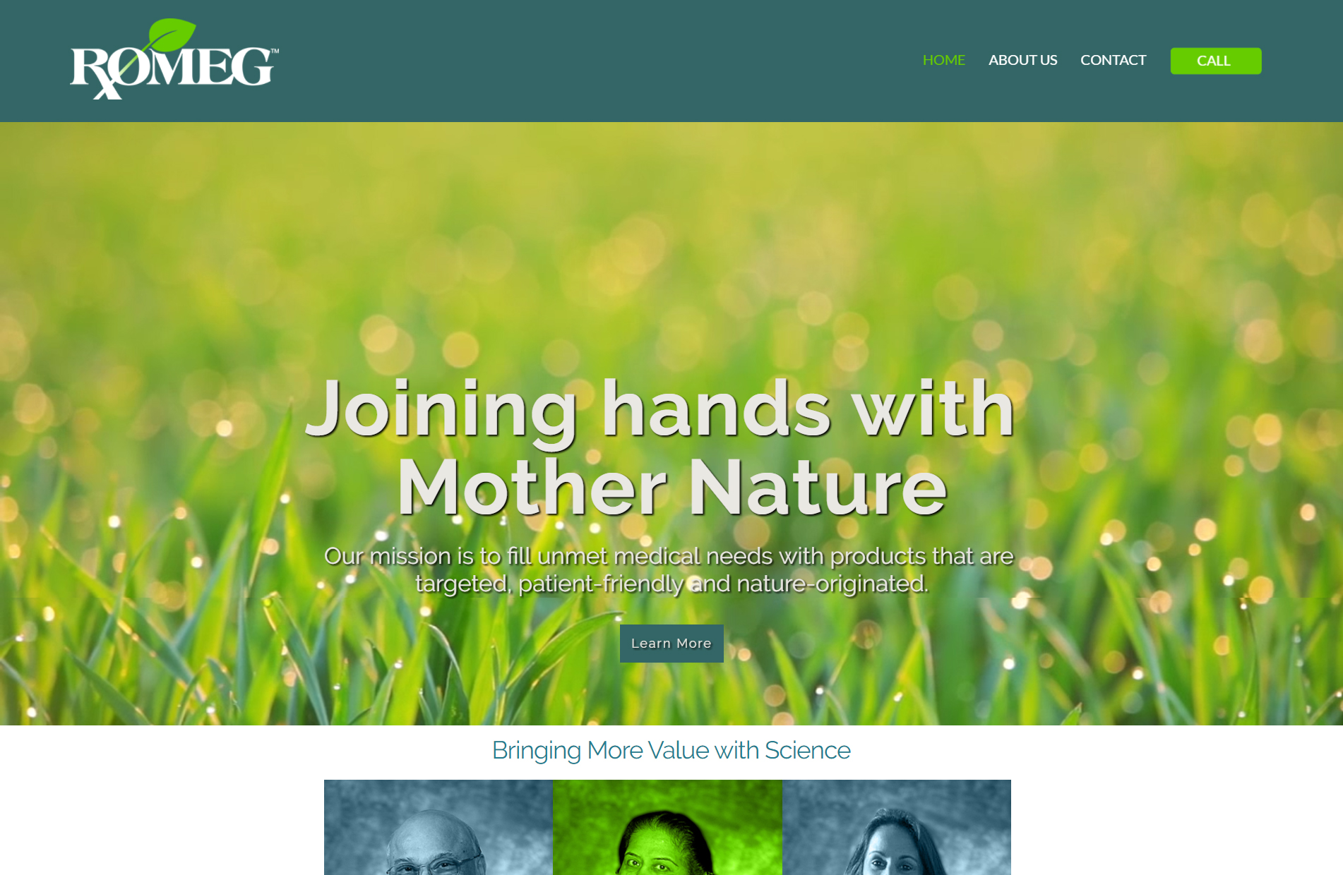 ROMEG Therapeutics, LLC
